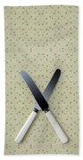 Knives Beach Towel