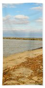 Lake Ontario Shoreline Beach Towel