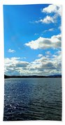 Lake Winnipesaukee Beach Towel