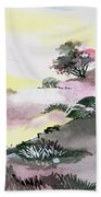 Landscape 1 Beach Towel