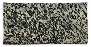 Large Flock Of Blackbirds And Cowbirds Beach Towel