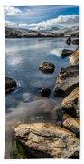 Llynnau Mymbyr Beach Towel