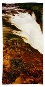 Lower Punchbowl Falls Beach Towel