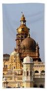 Maharaja's Palace India Mysore Beach Towel