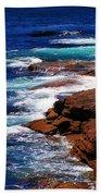 Manley 2 Beach Towel