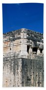 Mayan Ruins Beach Towel