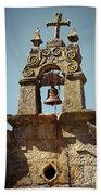 Medieval Campanile  Beach Towel