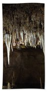 Meramec Caverns Beach Towel