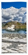 Monticello Lake - Tonale Pass Beach Towel