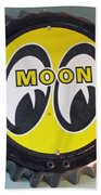 Moon Cap Beach Towel