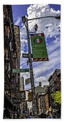 Mulberry St - Nyc Beach Towel
