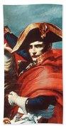 Napoleon Bonaparte (1769-1821) Beach Sheet