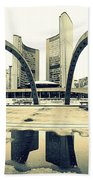 Nathan Phillips Square Beach Towel
