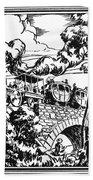 New York Locomotive, 1831 Beach Sheet