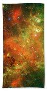 North America Nebula Beach Towel