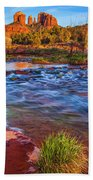 Oak Creek Beach Towel