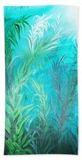 Ocean Plants Beach Towel