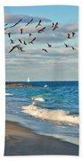 1- Ocean Reef Park Beach Towel