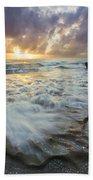On The Rocks Beach Towel
