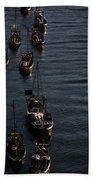 Oporto By River Beach Towel