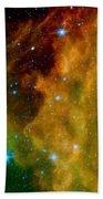 Orion-nebula Beach Towel