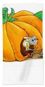 P Art Alphabet For Kids Room Beach Towel