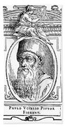 Paolo Uccello (1397-1475) Beach Sheet