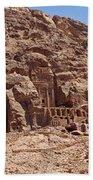 Petra Beach Towel
