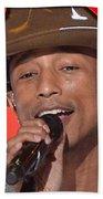 Pharrell Williams Beach Towel
