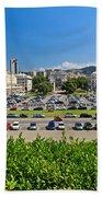 Piazza Della Vittoria - Genova Beach Towel