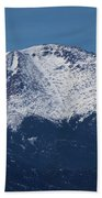 Pikes Peak Beach Towel