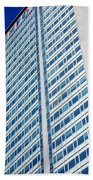 Pirelli Building Beach Towel