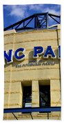 Pnc Park Baseball Stadium Pittsburgh Pennsylvania Beach Towel
