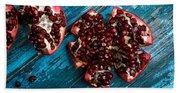 Pomegranate Beach Sheet
