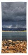 Pomeroy Lake Beach Towel