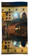 Ponte Vecchio - Florence Beach Towel