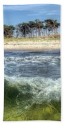 Prerow Beach Beach Towel