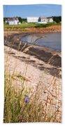 Prince Edward Island Coastline Beach Towel by Elena Elisseeva