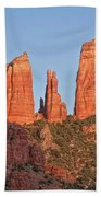 Red Rocks Beach Towel