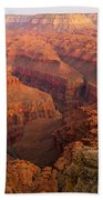 Grand Canyon From Kanab Point Beach Towel