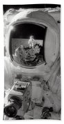 Reflecting Beach Towel
