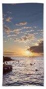 Riomaggiore Beach Towel