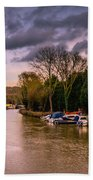 River Medway Beach Towel
