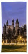 Rochester Cathedral Beach Towel