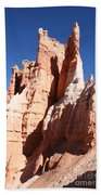 Rockformation Bryce Canyon Beach Towel