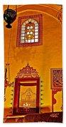 Room For Rumi's Sarcophagus In Konya-turkey  Beach Towel