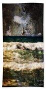 Sailing In California Beach Towel