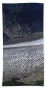 Salmon Glacier Beach Towel