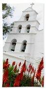 San Diego Mission Beach Towel