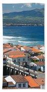 Sao Miguel Island Beach Towel